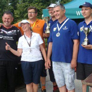 Turniej o puchar Burmistrza Szczecinek i Puchar Klubu BORBUL