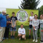 Mini turniej gry w Bule w Juchowie